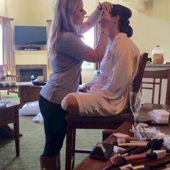 Bridal makeup Greene County NY