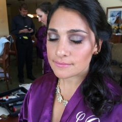 Wedding makeup Big Indian