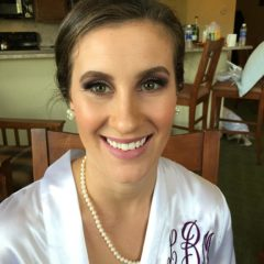 Bridal makeup Ulster County